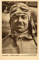 Marcel Doret  -  L'As De L'Acrobatic Aérienne   -  CPA - Aviateurs