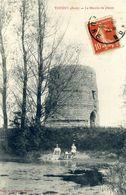 TOURNY Le Moulin De Pierre (948) - Frankreich