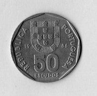 50 Escudos - 1986 - Portugal