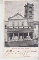 Roma Basilica S. Cecilia  Facciata - Roma (Rome)