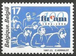 Belgium - 1997 Catholic Faculty MNH **    Sc 1635 - Unused Stamps