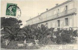83. CARQUEIRANNE. HOTEL BEAU RIVAGE - Carqueiranne