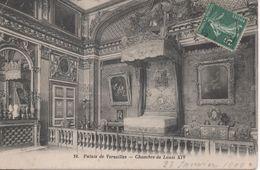 PALAIS DE VERSAILLES CHAMBRE DE LOUIS XIV - Versailles (Château)