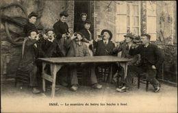 44 - ISSE - La Manière De Boire Les Bocks - France