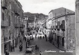 Agrigento - Casteltermini - Corso Umberto - - Agrigento