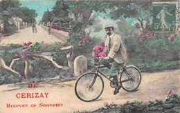 ¤¤  -   CERIZAY    -  Recevez Ce Souvenir    -  ¤¤ - Cerizay