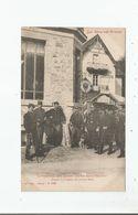 LA FRONTIERE BIEN GARDEE 4791 AU COL DE LA SCHLUCHT AVANT LA GUERRE 1914 1915 (DOUANE FRANCO ALLEMANDE) - Douane