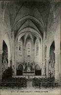 44 - JANS - Intérieur église - France
