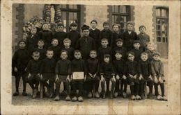 44 - JANS - Carte Photo - Ecole - Photo De Classe - France