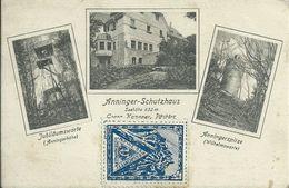 Anninger-Schutzhaus - Oostenrijk