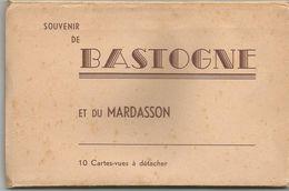 SOUVENIR DE BASTOGNE 10 CARTES VUES PHOTO LANDER EUPEN - Bastogne