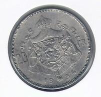 ALBERT I * 20 Frank 1934 Frans  Pos.B * Z.Fraai / Prachtig * Nr 8620 - 1909-1934: Albert I