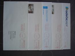 Slovenië Slovenija Radece 8 Lettres Radece Papir & Dutatour - Slovénie