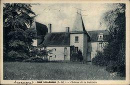 44 - LUSANGER - La Galotière - Chateau - France