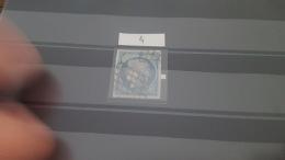 LOT 385861 TIMBRE DE FRANCE OBLITERE N°4 VALEUR 65 EUROS - 1849-1850 Cérès
