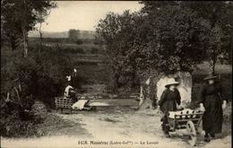 44 - MASSERAC - Lavoir - Lavandière - France