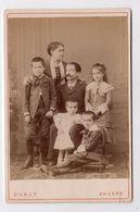 Photo Cabinet Portrait En Pied D'une Famille , Dubut , Angers - Photos