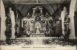 44 - MAUMUSSON - Intérieur église - Fête Des Couronnes - France