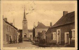 44 - MAUMUSSON - Poste - France