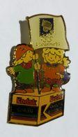 DISTINTIVO / PIN'S - OLYMPIC GAMES / LILLEHAMMER '94 - ( Sponsor KODAK ) - Giochi Olimpici