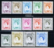 Timbres Neufs** Gibraltar 1999, N°857-68 Y Et T, Série Courante, Queen Elisabeth II - Gibraltar
