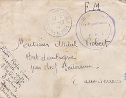 STORIA POSTALE - FRANCIA - BUSTA VIAGGIATA - Marcophilie (Lettres)