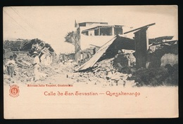 CALLE DE SAN SEVASTIAN - QUEZALTENANGO - Guatemala