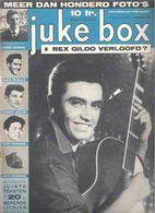 JUKE BOX NR 59 Van  1 MAART 1961 -  REX GILDO - NEDERLANDS  (JB 59) - Tijdschriften