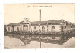 CPA 60 LIANCOURT Fonderie - Liancourt