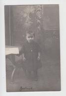 CARTE PHOTO à NEUNKIRCHEN 16.11.1921 / GERTRUDEL KAUPT 1 3/4 JAHR - Kreis Neunkirchen