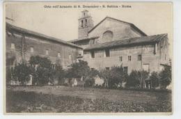 ITALIE - ROMA - Orto Coll'Arancio Di S. Domenico - S. Sabina - Enseignement, Ecoles Et Universités