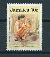 1989 Jamaica 70 Cent Columbus Used/gebruikt/oblitere - Jamaica (1962-...)