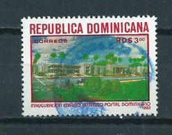 1993 Dominicaanse Republic Post Used/gebruikt/oblitere - Dominicaanse Republiek