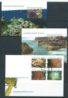 Portugal - Azoren Zeeleven - Blocks & Sheetlets