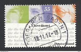 Deutschland, 2008, Mi.-Nr. 2674,  Gestempelt - BRD