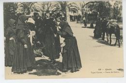 CORSE - AJACCIO - TYPES CORSES - Vente De Cabris - Ajaccio