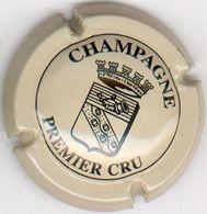 CAPSULE-469-CHAMPAGNE Premier Cru Crème - Other