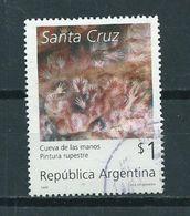 1993 Argentina Santa Cruz Used/gebruikt/oblitere - Argentinië