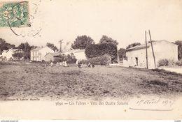13 / LES FABRES / VILLA DES QUATRE SAISONS / LACOUR 3690 - Aubagne