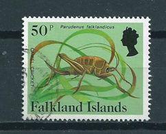 1984 Falkland Islands Insects Used/gebruikt/oblitere - Falklandeilanden