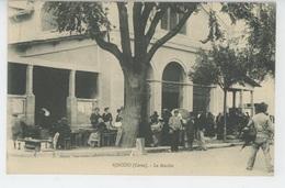 CORSE - AJACCIO - Le Marché - Ajaccio