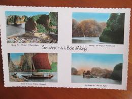 VIET  NAM .    Baie D Along - Viêt-Nam