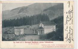 S.897.  VALLOMBROSA - Fonte Di S. Giovanni Gualberto - 1905 - Italia