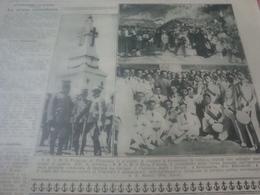 DOMENICA DEL CORRIERE 1927 GRESSONEY - Libri, Riviste, Fumetti