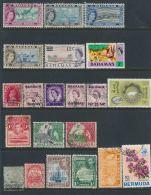 Britse Koloniën/British Colonies/Colonies Britanniques/Britische Kolonien 200+ (10 Scans)(Gebr/used/obl/o)(3189) - Groot-Brittannië (oude Kolonies En Protectoraten)