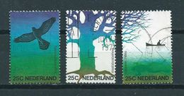 1974 Netherlands Complete Set Environment Used/gebruikt/oblitere - Periode 1949-1980 (Juliana)
