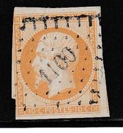 N°13  OBL. PC  1100  De DIGNY - 1849-1876: Période Classique