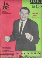 JUKE BOX NR 15 Van JULI  1957 -  FRANKIE LAINE  - NEDERLANDS  (JB 15) - Tijdschriften