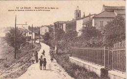LA COLLE Boulevard De La Gare 567F - Autres Communes