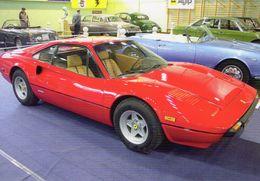 Ferrari 308GTB  (1976)    -  CPM - Turismo